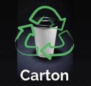 vaisselle jetable biodégradable en carton bio et compostable