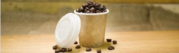 gobelets pour boissons chaudes recyclables biodégradables écologiques