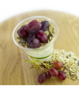 INSERT DE GOBELET STANDARD PLA POUR BOISSONS FROIDES 90 ml COMPOSTABLE