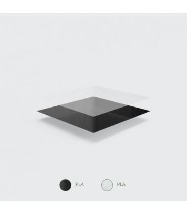 BARQUETTE À SUSHIS AVEC COUVERCLE EN PLA N° 2 (17.5 x 12.5 x 4 cm)- 300 BARQUETTES