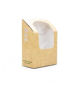 Boîte à wraps et tortillas en carton - 500 boîtes