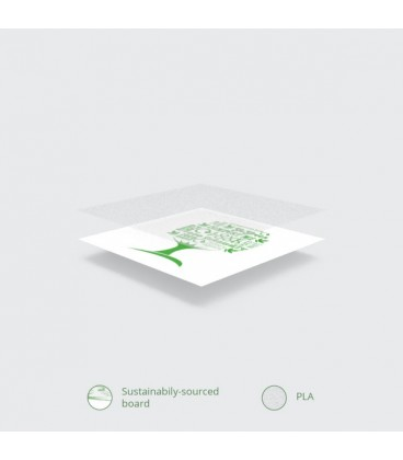 BOL À SOUPE / GLACE GREEN TREE 720 ML - 500 BOLS