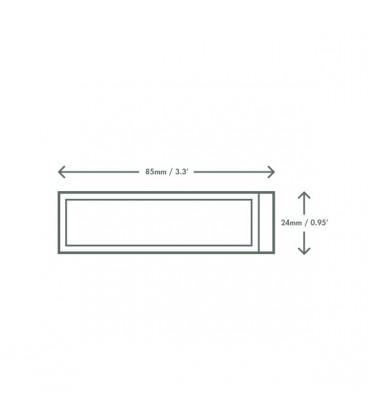 STICK 1.8 GR SUCRE BLANC EQUITABLE EMBALLAGE COMPOSTABLE - 1000 STICKS