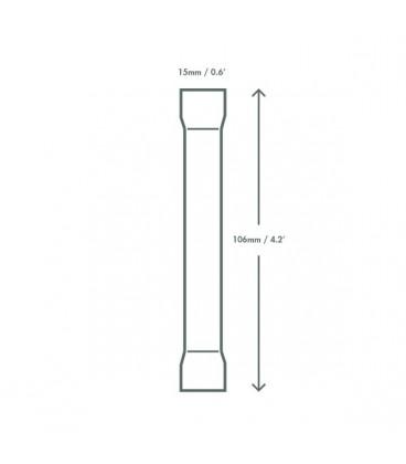 STICK 1.8 GR D'EDULCORANT STEVIA AVEC EMBALLAGE COMPOSTABLE - 1000 STICKS