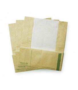 Sachet pour aliments chauds et croustillants 20 x 25 x 23 cm - 500 sachets