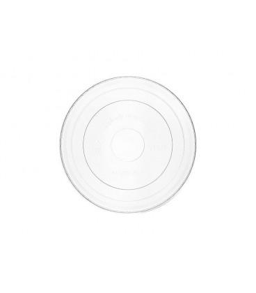 COUVERCLE PLAT EN PLA POUR BOLS À GLACES DE 360 ML A 1000 ML - 500 COUVERCLES
