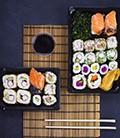Plateaux à sushis